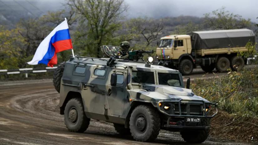 МЧС России направит сводную группировку спасателей в Карабах