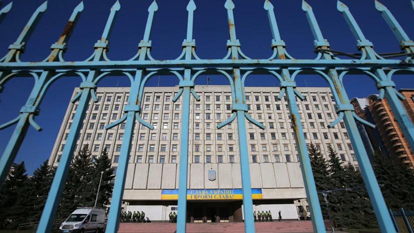 ЦИК Украины сообщила о ходе голосования на выборах в 11 городах