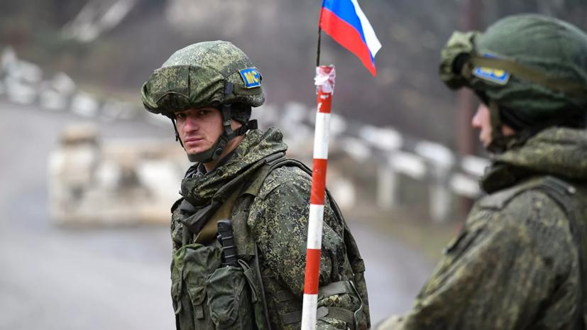Путин рассказал о роли России в заявлении по Карабаху