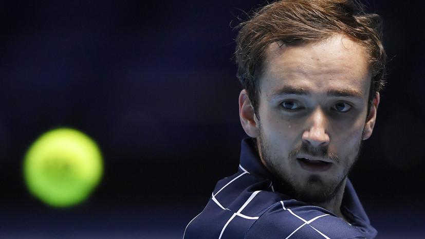 Ольховский: Медведев с каждым матчем приближался к победе над Надалем