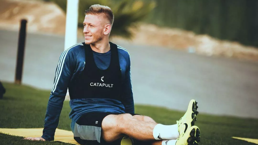 Футболист «Зенита» Чистяков высказался о пенальти в матче с «Ахматом»