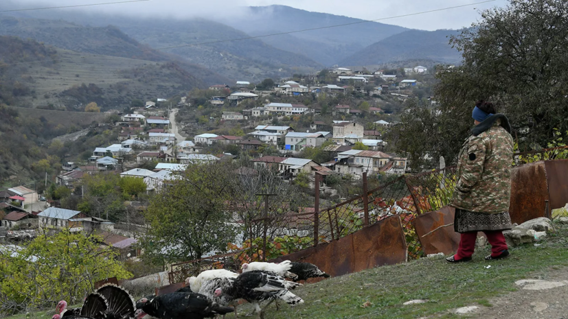 Франция окажет помощь пострадавшему в Карабахе армянскому населению