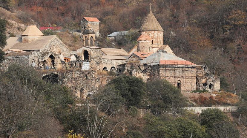 Лидер Карабаха поблагодарил Россию за содействие в окончании войны