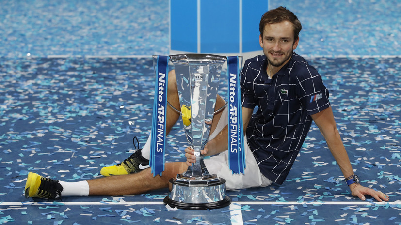 Медведев: Давыденко вдохновил многих детей на занятия теннисом, в том числе меня