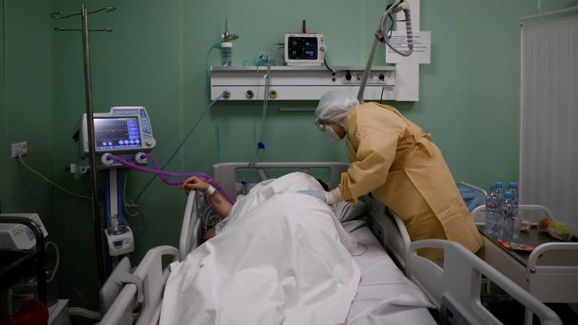 В России за сутки от коронавируса вылечились более 16 тысяч пациентов