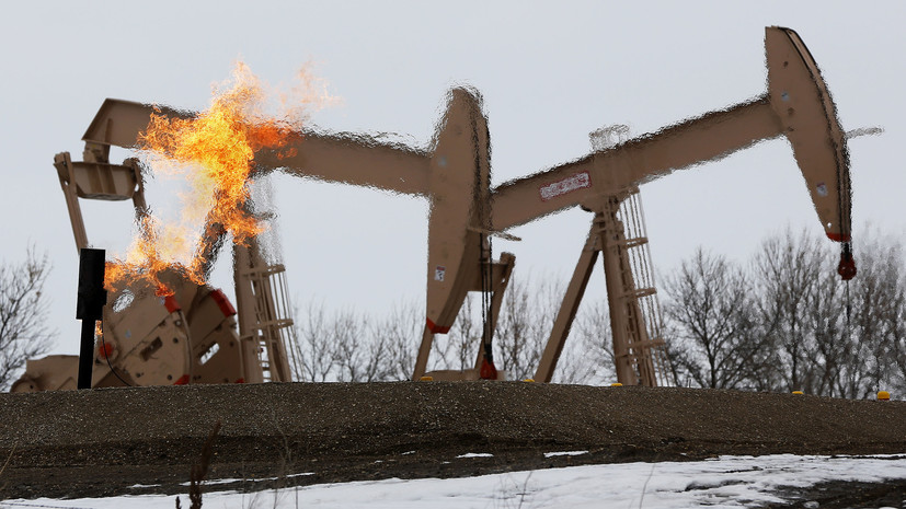 Ударный рост: цена нефти Brent впервые с начала сентября превысила $46 за баррель