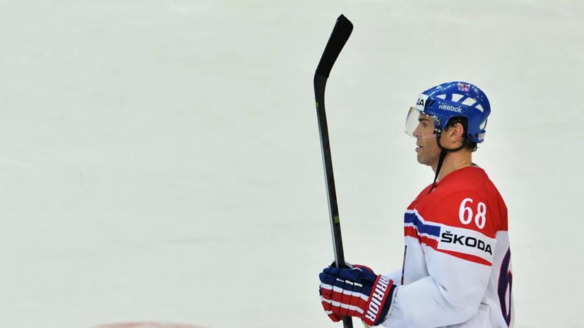 Ягр рассказал, что мотивирует его продолжать играть в хоккей в 48 лет