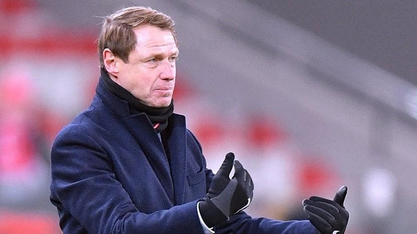 Кононов рассказал, что«Спартак» мог приобрести Эджуке вместо Ларссона