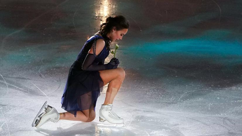 Бестемьянова прокомментировала показательное выступление Загитовой на Гран-при России