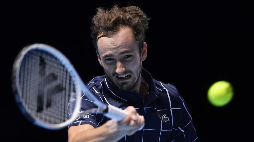 «Бавария» изготовила для теннисиста Медведева именную футболку команды