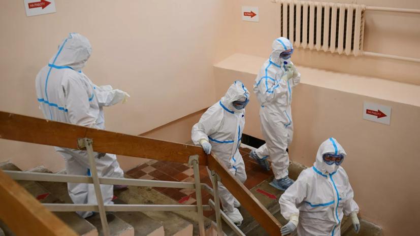 В Петербурге рассказали о работе студентов из медвузов во время пандемии