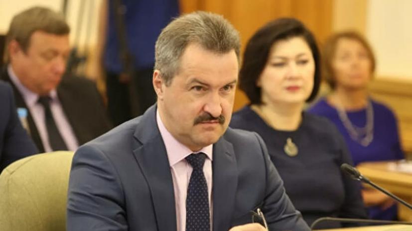 Скончался глава Сибирского центра ФМБА Виктор Воробьёв