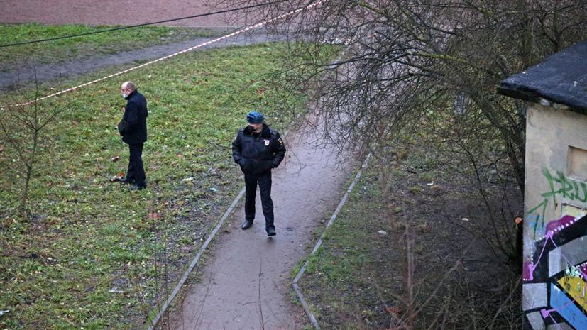 Свидетель рассказала о ситуации с захватом детей в заложники в Колпине