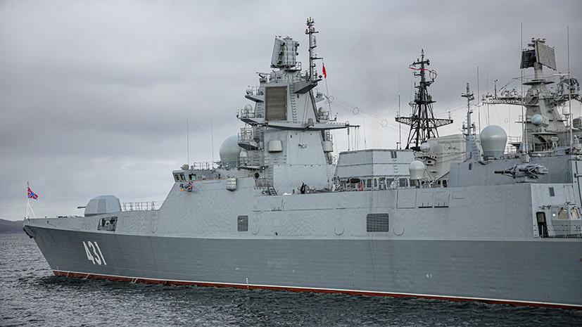 Импортозамещение на флоте: как Россия оснащает «адмиральские» фрегаты проекта 22350 новыми двигателями