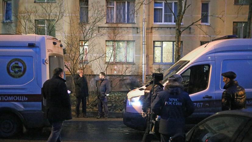 Прокуратура проверит органы профилактики после захвата детей в Петербурге