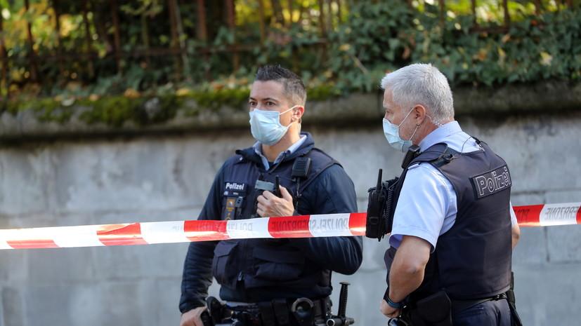 В Швейцарии возбуждено дело после нападения женщины с ножом в магазине