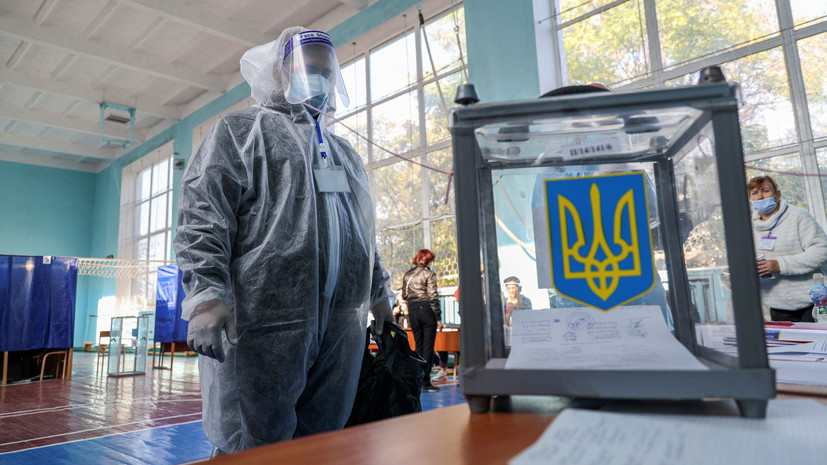 На Украине возбудили 1182 дела о нарушениях на выборах