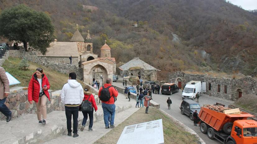 Минобороны сообщило о передаче Баку Кельбаджарского района Карабаха