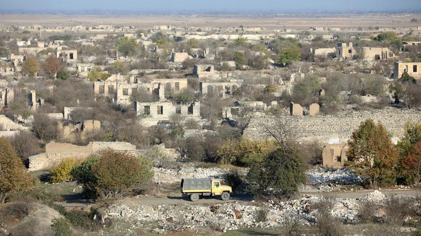 Германия выделила €2 млн на работу МККК в Карабахе