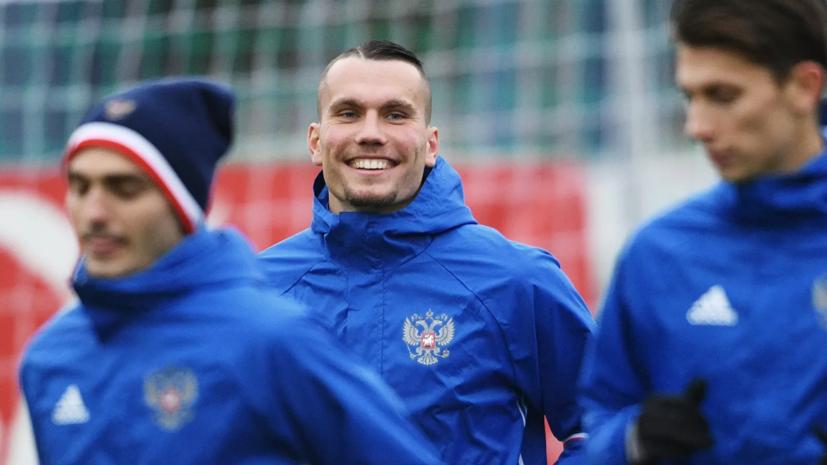 В «Сочи» заявили, что Черчесова устраивает игра Заболотного за сборную России