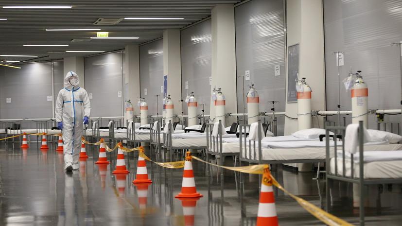 В Хорватии ужесточат меры по борьбе с коронавирусом