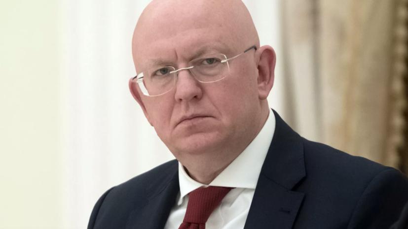 Небензя: Россия не допустит ребрендинга террористов в Сирии