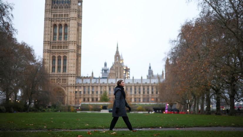 В Великобритании за сутки выявлено более 18 тысяч случаев коронавируса