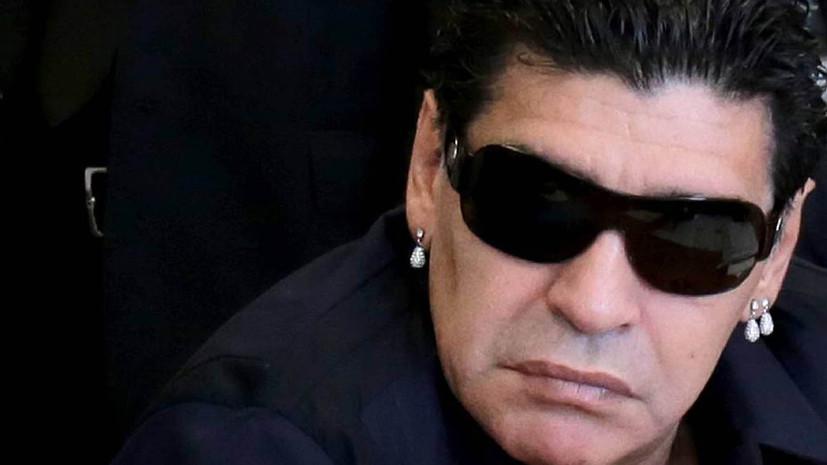 В аргентинской прессе рассказали о последних словах Марадоны перед смертью
