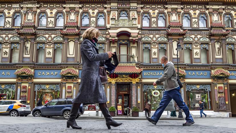 Собянин продлил меры из-за коронавируса в Москве до середины января