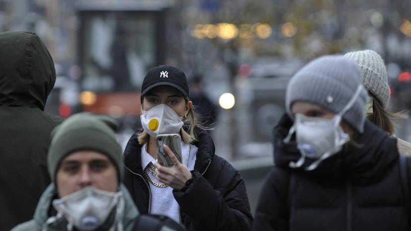 На Украине выявили 15 331 новый случай коронавируса за сутки