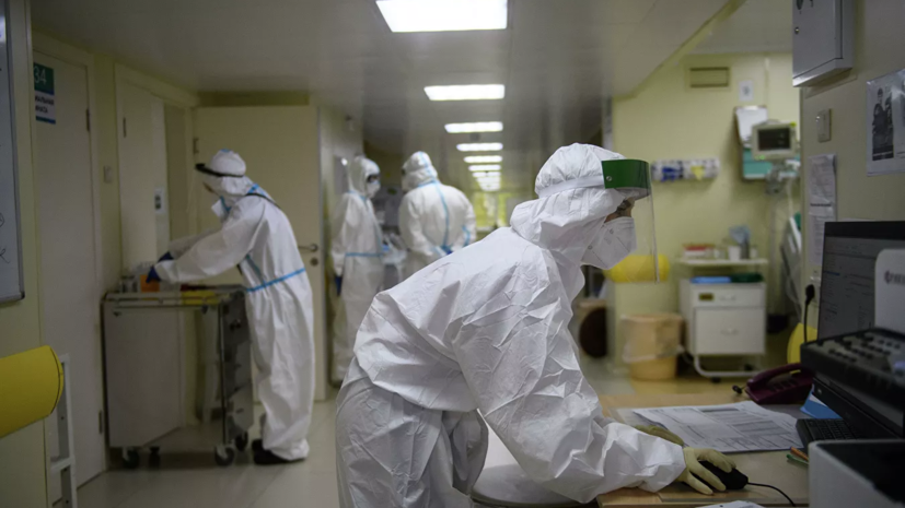 За сутки в России умерли 524 пациента с коронавирусом