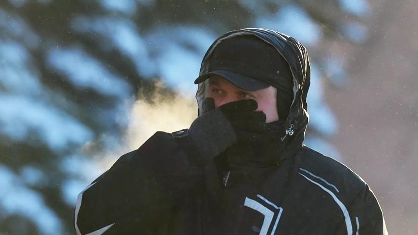 В Башкирии ожидается мороз до -17 °С