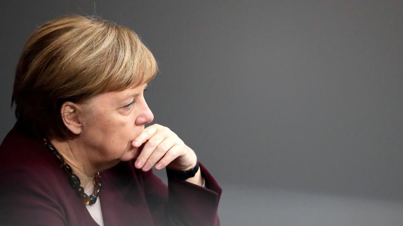 Меркель высказалась об ограничениях по коронавирусу в ФРГ