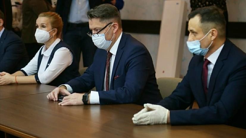 Главой Ижевска избран Олег Бекмеметьев
