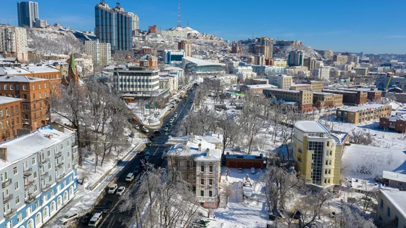 Минвостокразвития сообщило о ситуации с энергоснабжением Владивостока
