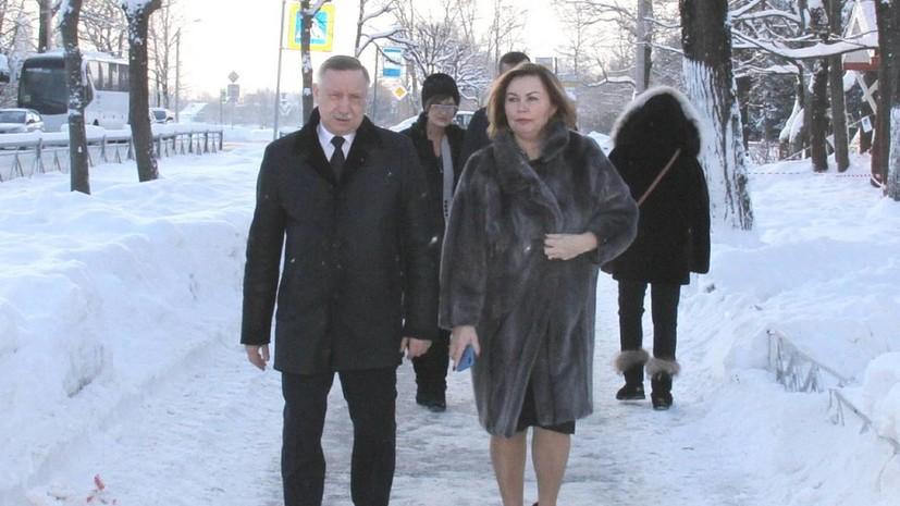 Председателем избиркома Петербурга назначена Наталья Чечина