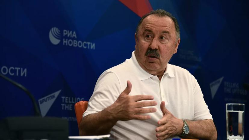 Газзаев считает Марадону примером для всех спортсменов