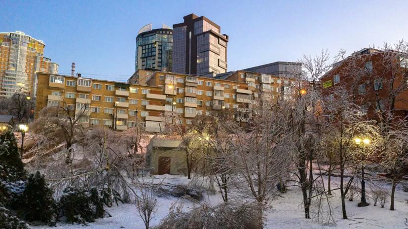Минэнерго сообщило о восстановлении теплоснабжения во Владивостоке