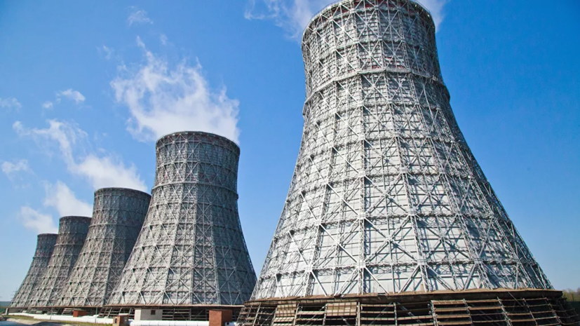 Автоматика отключила энергоблок №7 Нововоронежской АЭС