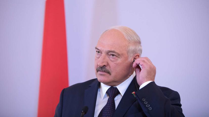 Лукашенко расширил права своих уполномоченных представителей