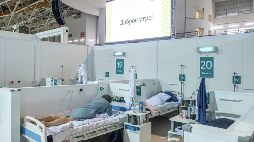 В Нижегородской области прокомментировали ситуацию с коечным фондом