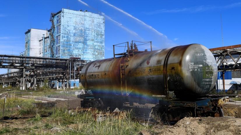 Лихачёв оценил стоимость реабилитации промплощадки в Усолье-Сибирском