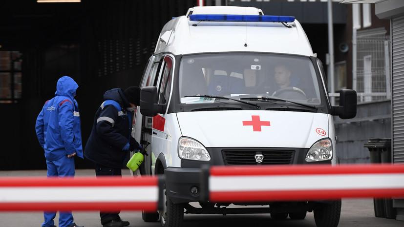 В Москве за сутки умерли 77 заболевших коронавирусом пациентов