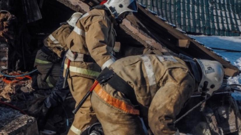 Восемь человек пострадали из-за взрыва в доме в Казахстане