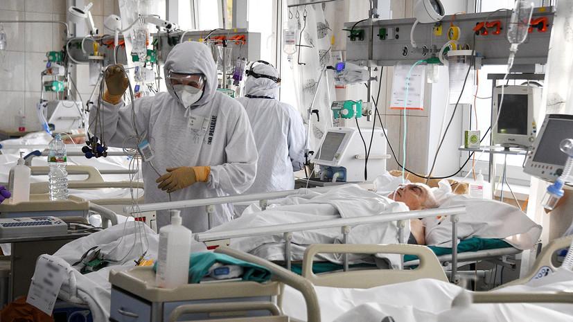 В Приморье увеличат коечный фонд для больных коронавирусом