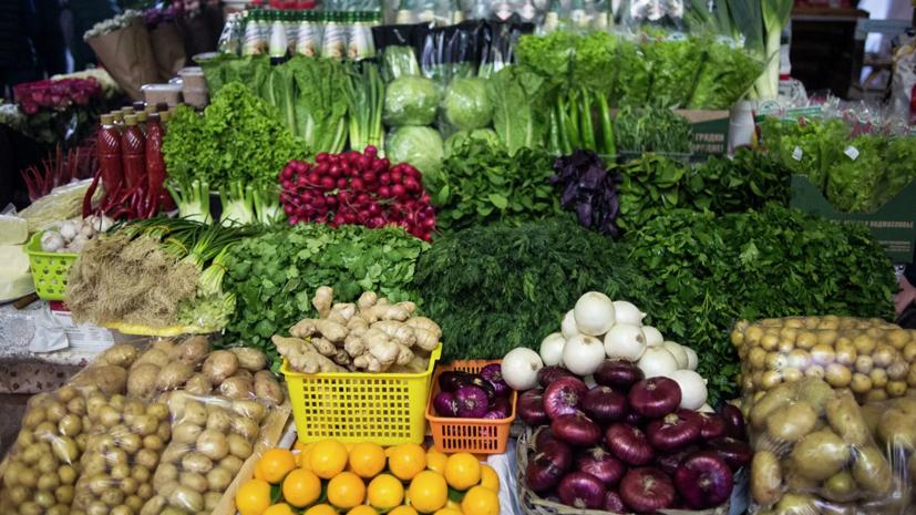 В Крыму производство овощей увеличилось на 60% за год