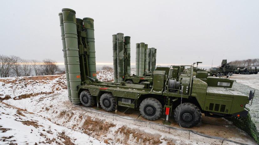 Прибытие «Прометея»: как комплексы С-500 усилят оборонный потенциал России
