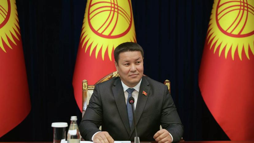И. о. президента Киргизии прокомментировал дискуссии по языковому вопросу
