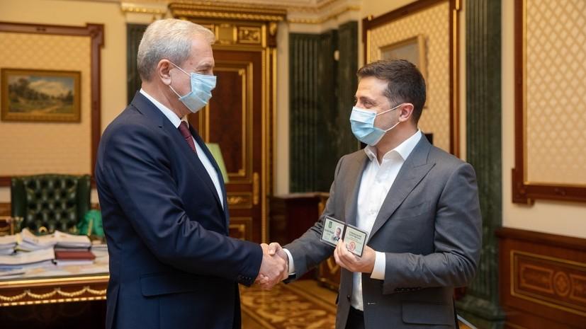 Зеленский назначил новых глав Одесской и Харьковской областей