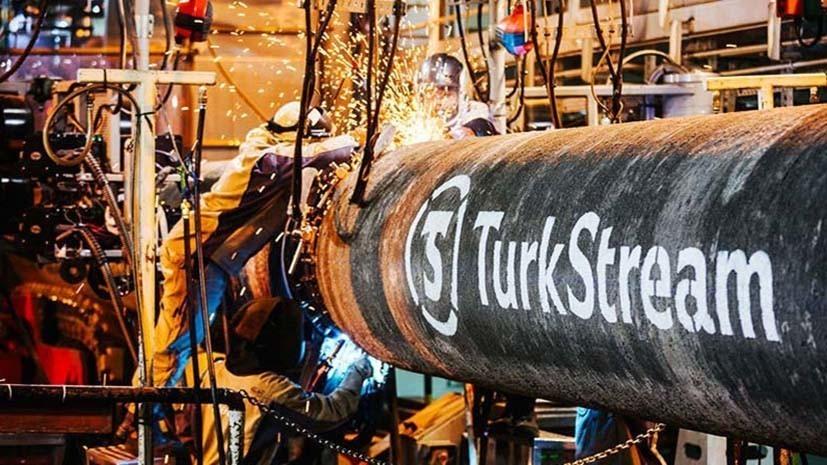 Вучич сообщил о скором завершении сербского участка «Турецкого потока»